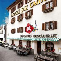 Hotel Piz Tambo, hotel in Splügen