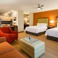 Homewood Suites by Hilton Winnipeg Airport - Polo Park, hotel in Winnipeg