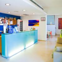 Le Saline Hotel, hotell i Paceco