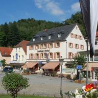 Gasthaus Merkel Hotel, hotel in Bad Berneck im Fichtelgebirge