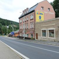 Penzion Haus Regrus, hotel in Jáchymov