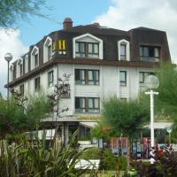 Hotel Ezeiza, hotel di San Sebastian