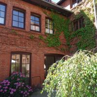 Hotel Wilhelmshof, Hotel in Ribnitz-Damgarten