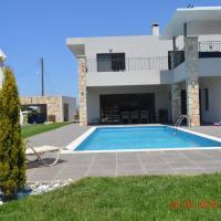 Villa Angela, hotel in Drousha
