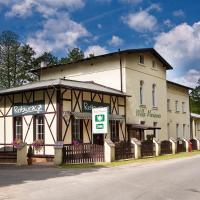 Willa Marianna, hotel in Lądek-Zdrój
