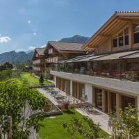 Hotel Spitzhorn Superieur, hotel in Gstaad