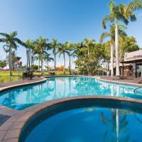Oaks Sunshine Coast Oasis Resort, hotel in Caloundra