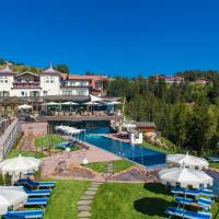 Hotel Albion Mountain Spa Resort Dolomites