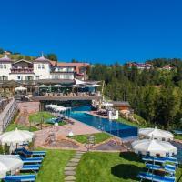 Hotel Albion Mountain Spa Resort Dolomites, hotel em Ortisei