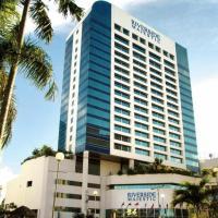 Puteri Wing - Riverside Majestic Hotel, hotel di Kuching
