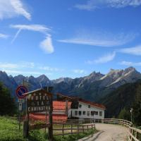 Hotel La Caminatha, hotel in Val di Zoldo