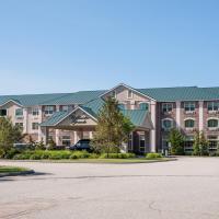 Bellissimo Grande Hotel: North Stonington şehrinde bir otel