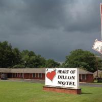 Heart of Dillon Motel, hotel in Dillon