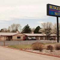 Budget Inn & Suites Colby, hotel in Colby