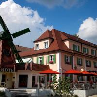 Hotel Restaurant zur Windmühle, Hotel in Ansbach