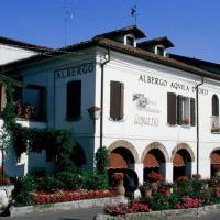 Hotel Arnaldo Aquila D'oro, hotell i Rubiera