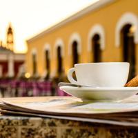 Hotel Plaza Campeche, hotel en Campeche