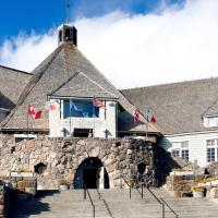 Timberline Lodge, hotel in Government Camp
