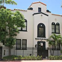 South Beach Plaza Villas, hotel v Miami Beach