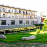 Apartaments Turístics Residencia Vila Nova, hôtel à Vilanova i la Geltrú