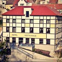 Hotel Olberg – hotel w mieście Olomučany