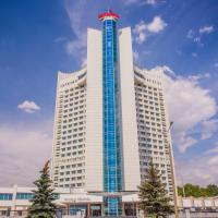 Гостиница Беларусь, отель в Минске