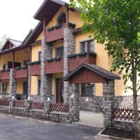 Гостиница Кексгольм, отель в городе Приозерск