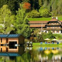 Seehotel Enzian, hotel in Weissensee