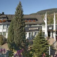 Haus zur Sonne Sauerland, hotel in Hallenberg
