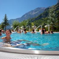 Hotel Alpenblick-Leukerbad-Therme, hôtel à Loèche-les-Bains