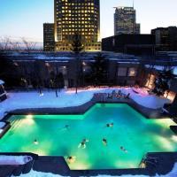 Hotel Bonaventure Montreal, hotel in Montreal
