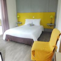 Hotel Restaurant Le Manguier, hôtel à Peyrat-de-Bellac