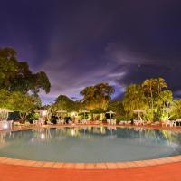 Hotel Deville Express Guaira, hotel in Guaíra