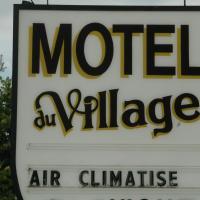 Motel Du Village, hotel em Eastman