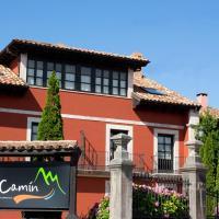 Hotel y Apartamentos El Camín, hotel in Po