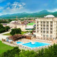 Ахиллеон Парк Бутик Отель, отель в Кабардинке