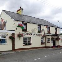 Prince of Wales Inn, hotel in Rhymney