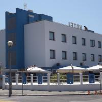 Hotel Le Palme, hotel a Sabaudia