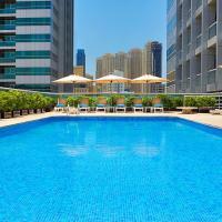 藍灣艦隊酒店,杜拜的飯店
