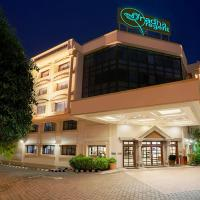 Radha Regent, Chennai, hotel v destinaci Čennaí