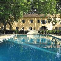 Domaine De Manville, hotel in Les Baux-de-Provence
