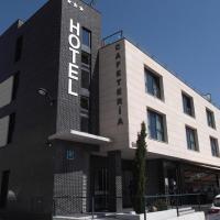 Hotel Río Hortega, hotel en Valladolid