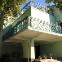 Batumi Green Cape Guest House, hotel in Makhinjauri
