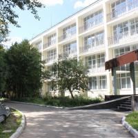 Санаторий Бобачевская Роща