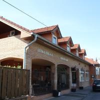 Sabbia Ristorante - Reštaurácia a Ubytovanie Prievidza, hotel v Prievidzi