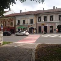 Penzión a Reštaurácia u Jeleňa, hotel in Stará Ľubovňa