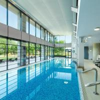 DoubleTree by Hilton Hotel & Conference Centre Warsaw, hotell Varssavis