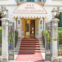 Hotel Atlanta Augustus, hotell i Venedig-Lido