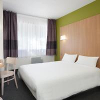 HÔTEL B&B Ville Active, parking sécurisé gratuit, hotel in Nîmes