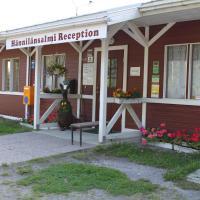 Hännilänsalmi Camping, hotel in Viitasaari
